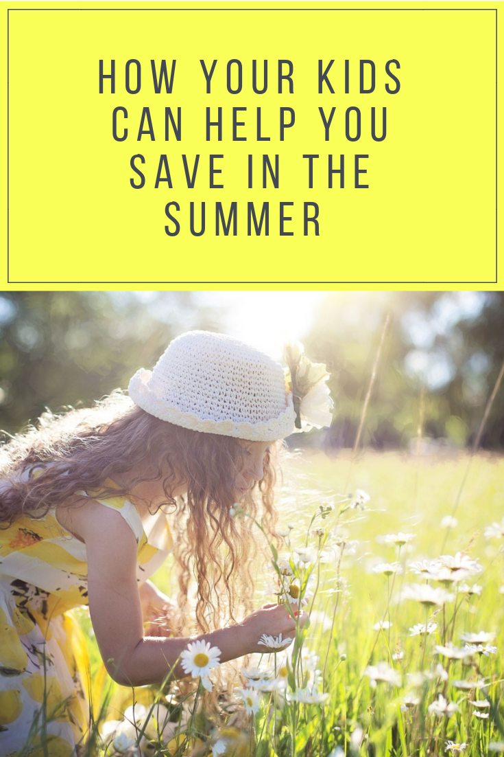 How do you save in the Summer? Fresh out of ideas? Then you'll appreciate this expert guest post by Douglas Keller of Peak Personal Finance. #HowtoSaveintheSummer #TeachingKidstoSave