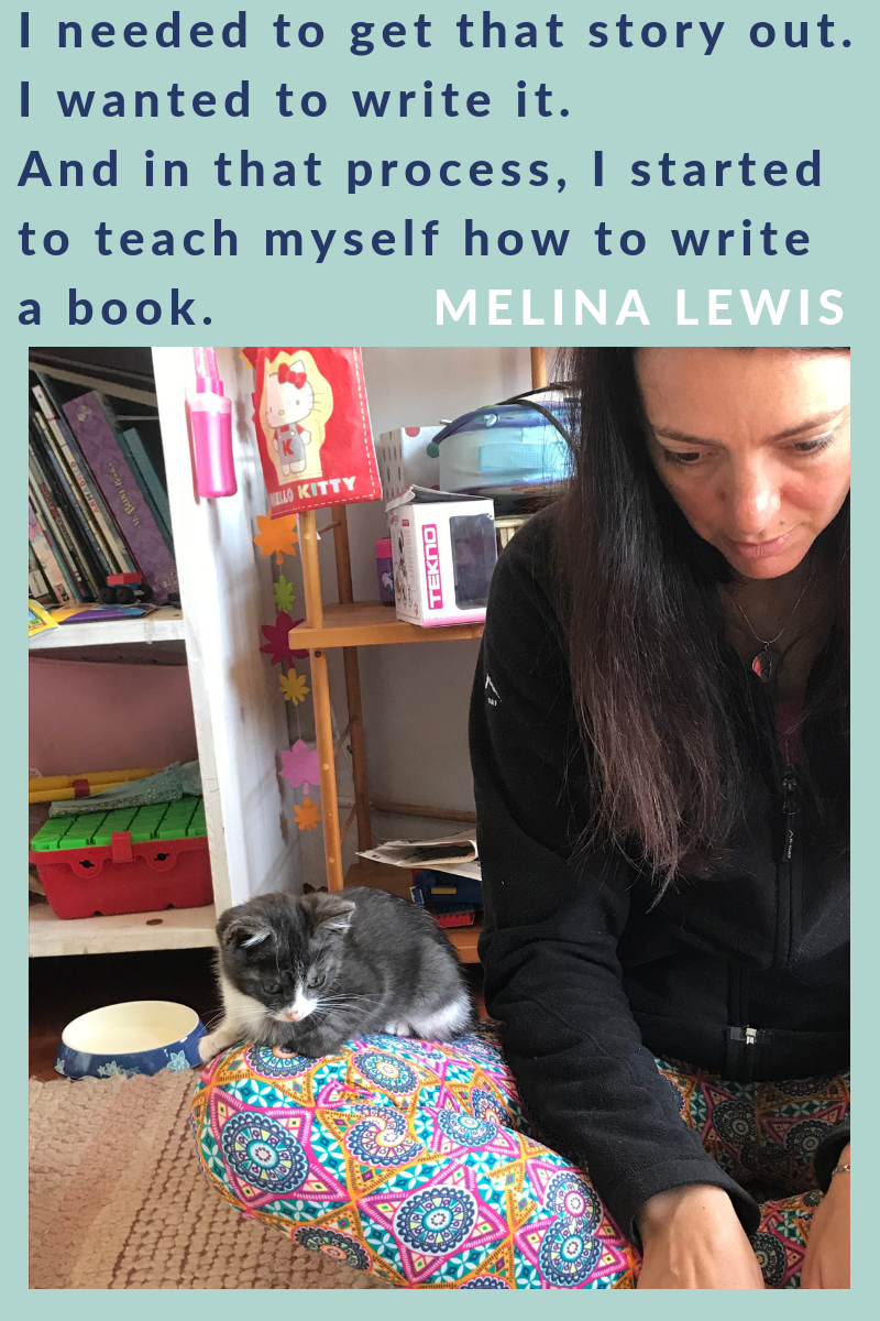 Melina Lewis just wrote and published a GREAT novel. A real page turner. Here's our exclusive interview with this inspirational Indie Novelist. #HowtoWriteaGoodNovel