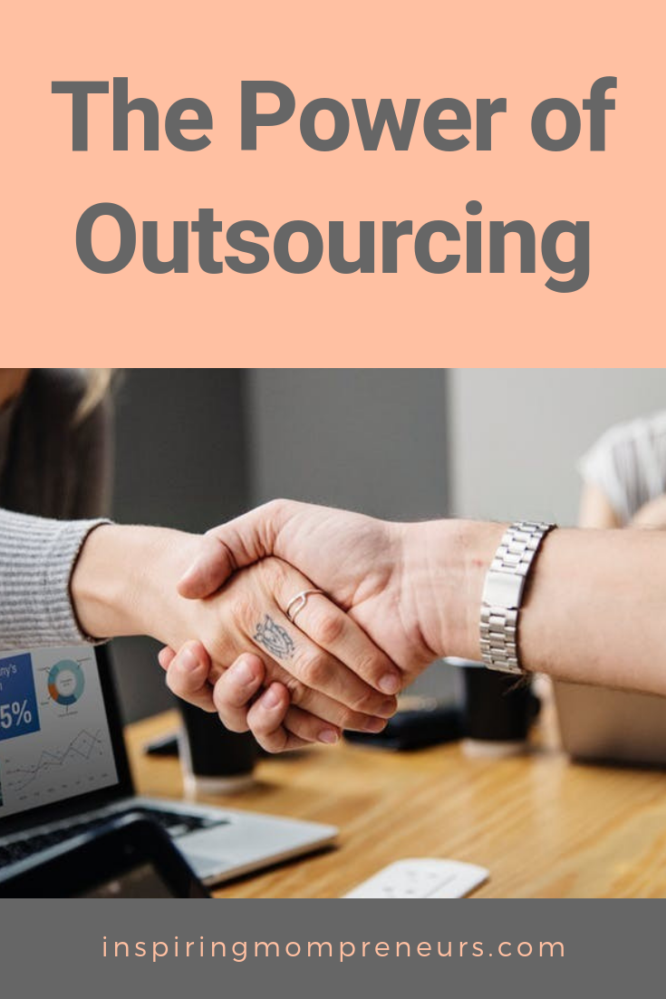 Do you need a helping hand in your business?  It can be easy to miss the power of outsourcing as a Solopreneur.  Yet it may be what makes or breaks your business. #outsourcing #outsourcingasasolopreneur