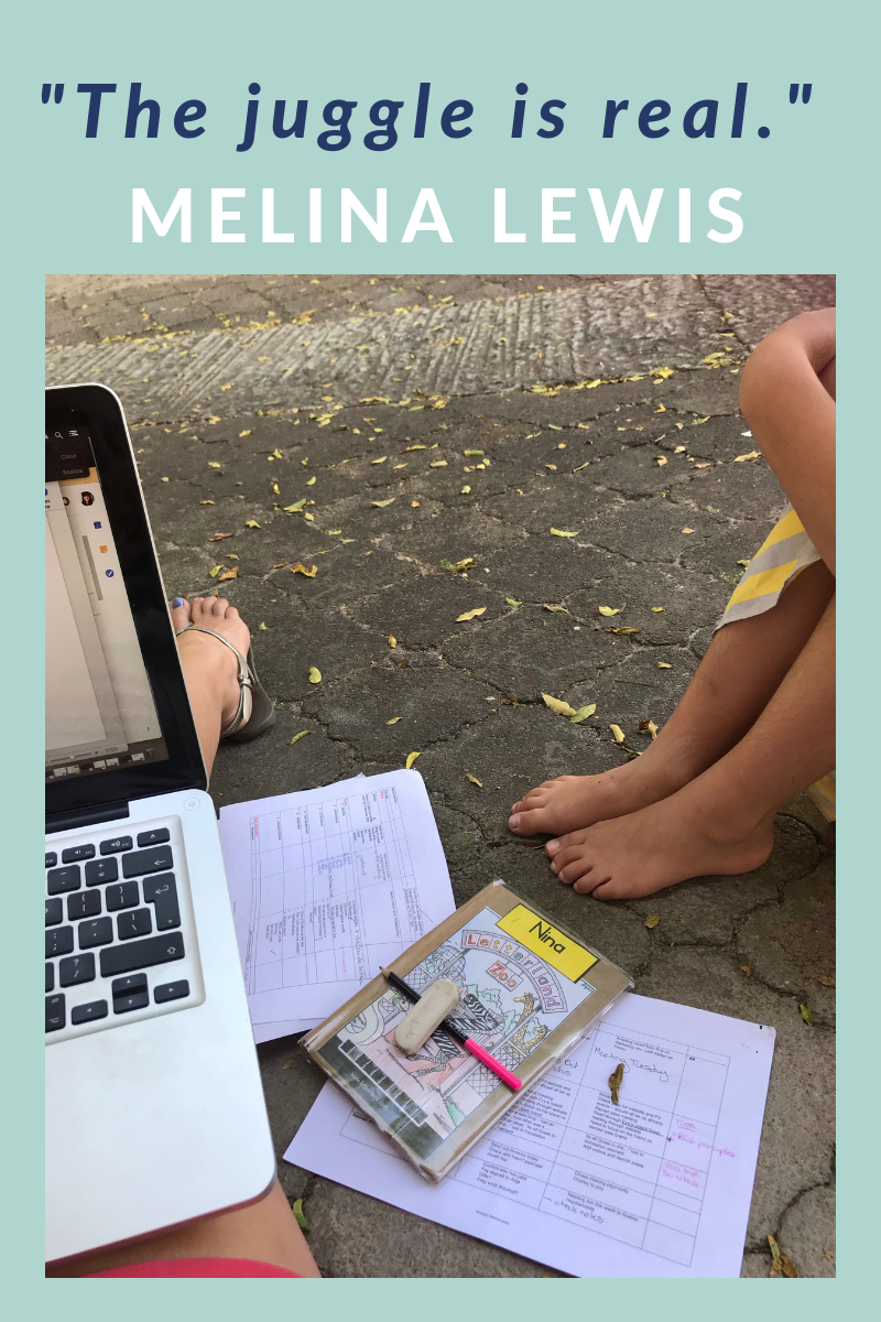 One of my favourite quotes from Indie Author, Melina Lewis's Interview. Melina is a Mom Entrepreneur with 2 kids. Oh & she wrote and self published a brilliant novel. #WorkLifeBalance #MomLife