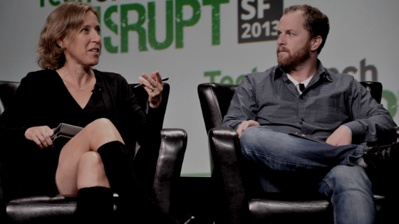 CEO of YouTube Susan Wojcicki proves women can have it all