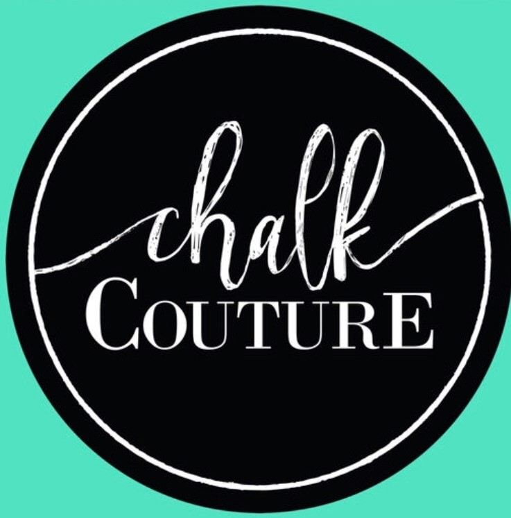 Chalk Couture Love is Blonde