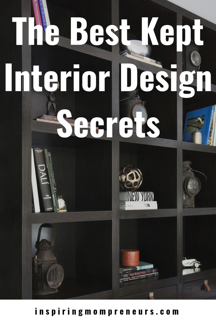 How would you like the inside scoop on interior design? Here are some expert tips, tricks and secrets designers seldom share. #InteriorDesignSecrets