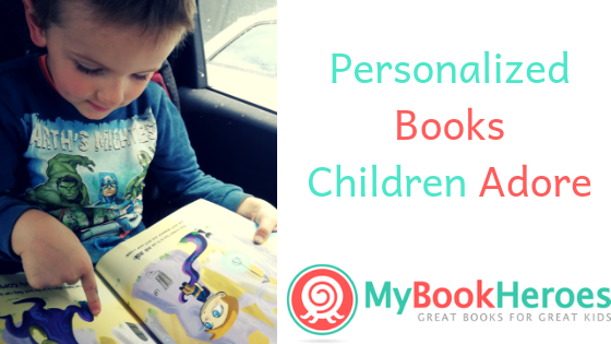 Personalized Books Children Adore - My Book Heroes