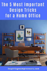 Are you ready to set up a stylish home office that makes the best use of your space? Then this expert guest post is for you. #DesignTricksforaHomeOffice #HomeOfficeDesign #ExpertGuestPost