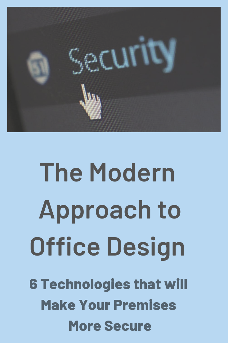 How secure is your office? Do you have these measures in place? #ModernOfficeDesign #OfficeSecurity