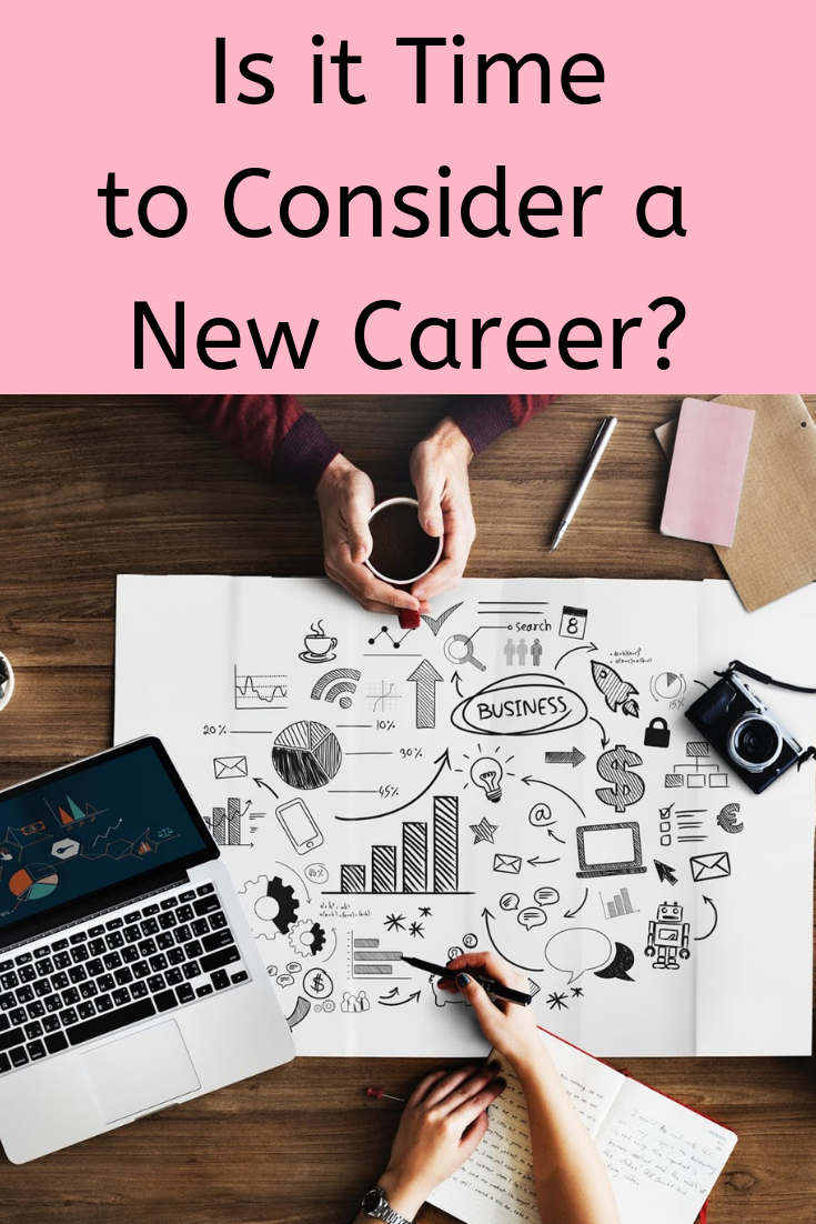 It's a New Year, the time we traditionally make positive changes. If a career change is on your agenda for 2019, read on...  #TimetoConsideraCareerChange
