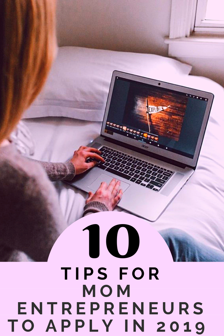 Moms, we know you are wonderwomen and you've got this. These tips are simply reminders for those days when the going is tough. #10TipforMomEntrepreneurs #Entrepreneurship #Inspiration #Momspiration