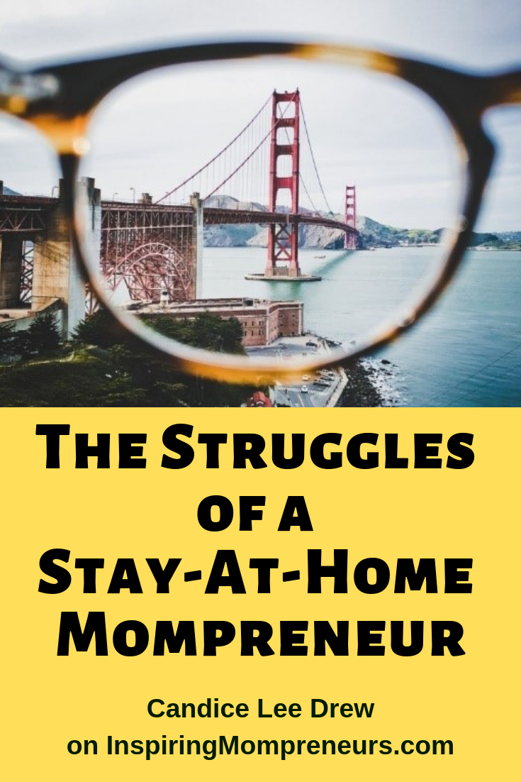 Candice Lee Drew shares how she is shifting her perspective from the daily struggle to entrepreneurship. #WhyIWantToBeAnEntrepreneur #MompreneurStruggles #SAHM #WAHM #HomeschoolingMom