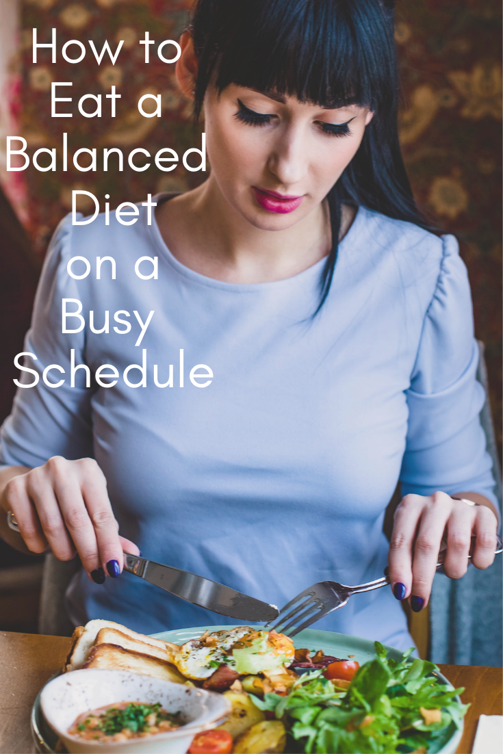 In our fast-paced world it's so easy to neglect ourselves. Let's start with a well balanced diet.  Helpful Tips c/o Helen Bradford.   #howtoeatabalanceddiet #eathealthyontherun #healthydiet