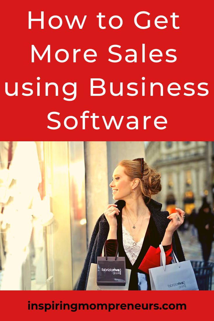 Are you starting to experience customer churn? Here's how to drive more sales using CRM software. #howtogetmoresales #CRMSoftware #BusinessSoftware