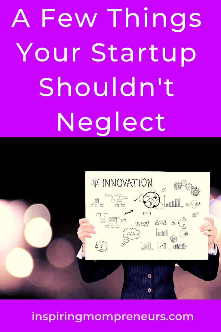 Starting up a new business can be exhilarating. And stressful. And incredibly busy. Don't neglect these things - especially the first. #startupshouldntneglect