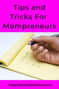 Candice Lee Drew entertains while delivering valuable tips for busy Mompreneurs in her latest post on Inspiring Mompreneurs. #tT