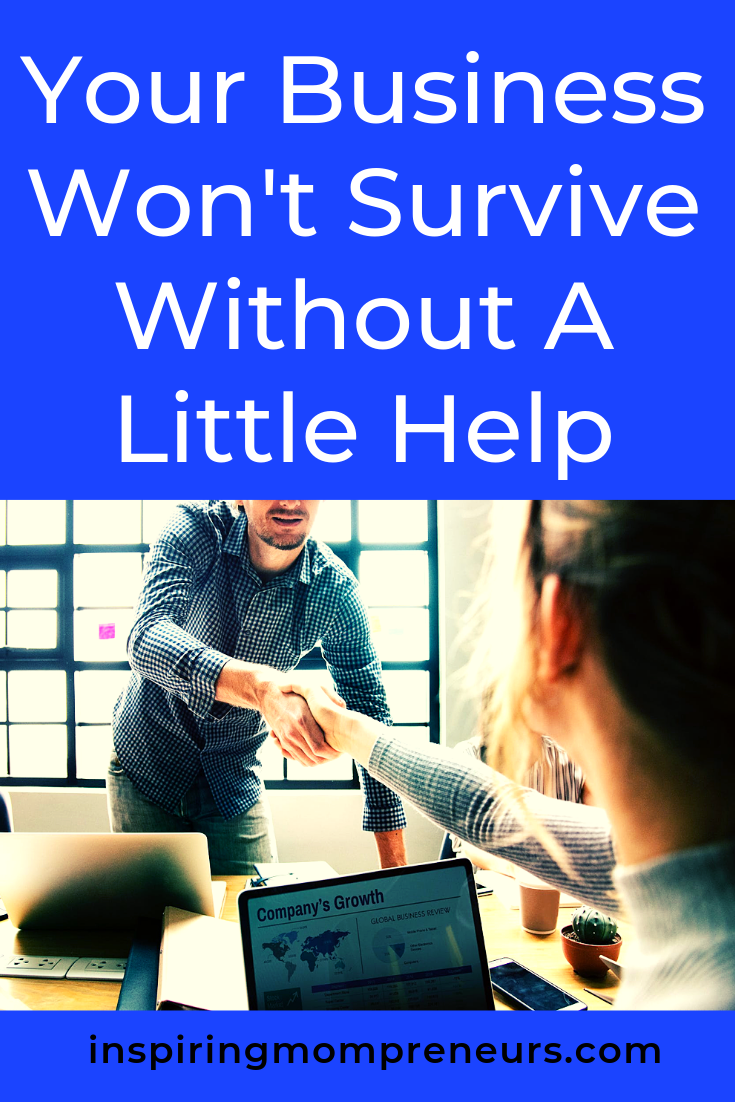 Are you having doubts about whether your business will survive?  Outsourcing may be your answer. Here's what to outsource.  #YourBusinessWontSurviveWithoutaLittleHelp  #GetHelp  #Outsource