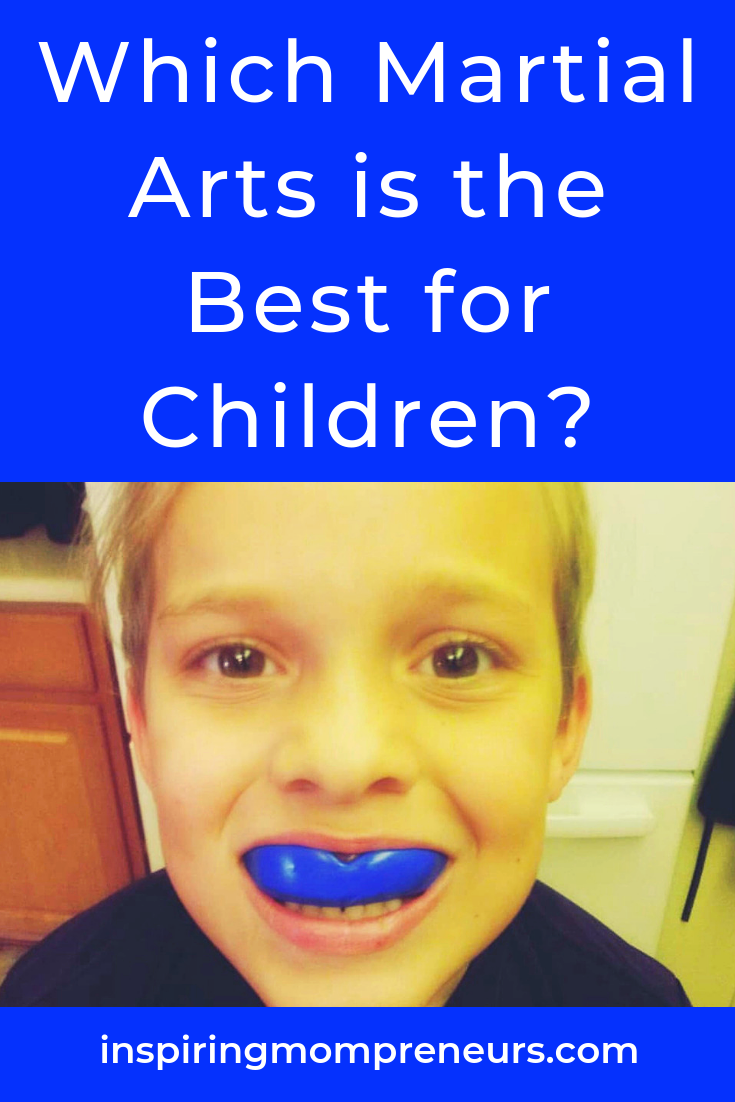 Have you enrolled your child or children into a Martial Arts Studio? Or are you struggling to decide which form of Martial Arts to choose? #BestMartialArtsKids #WhichMartialArtsistheBestforChildren