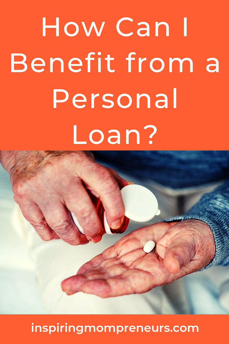 Are you considering taking out a personal loan? Here are some of the times when taking out a loan can be a lifesaver. #HowCanIBenefitfromaPersonalLoan