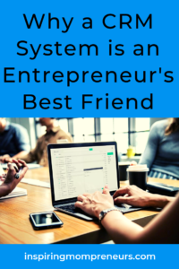 Everything you need to know about Customer Relationship Management Systems as an Entrepreneur. #WhyaCRMSystemisanEntrepreneursBestFriend