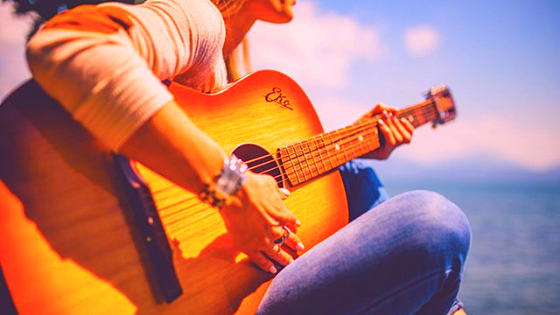 Why the Guitar is good for Entrepreneurs