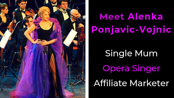 Meet Alenka - Founder of Affiliate Marketing Action Today