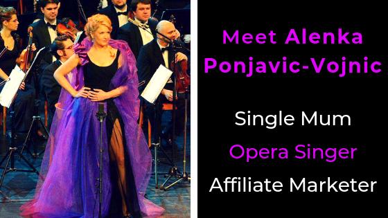 Meet Alenka of Affiliate Marketing Action Today - Inspiring Mompreneurs