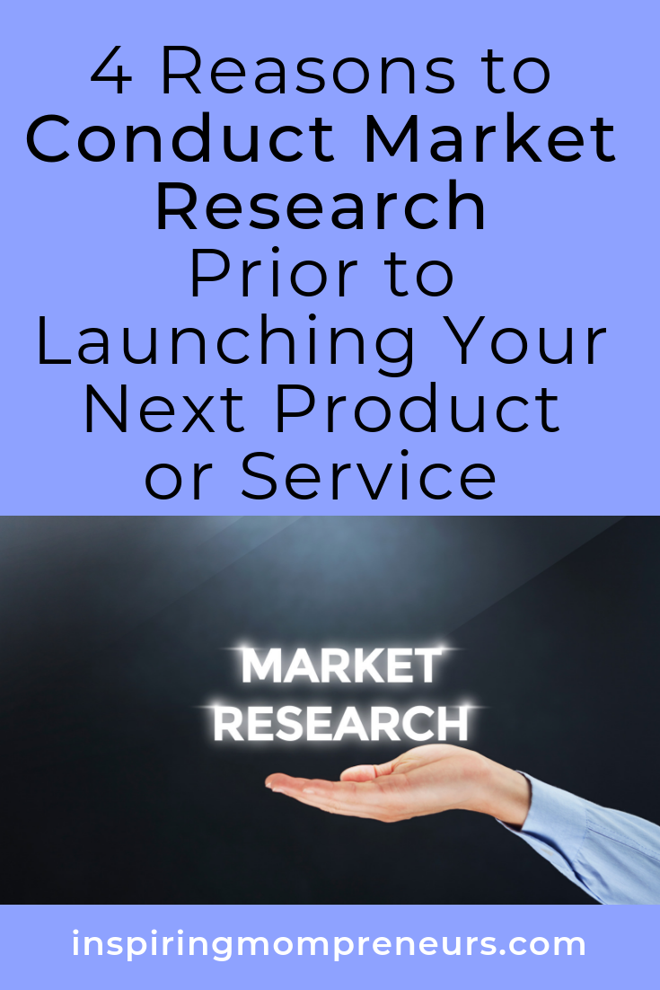How well do you know your audience? Are you making market research a priority? You should, here's why.  #knowingyouraudience #reasonstoconductmarketresearch