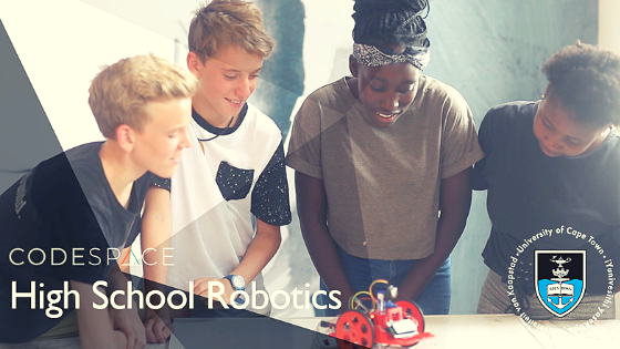 Coding and Robotics for Teens