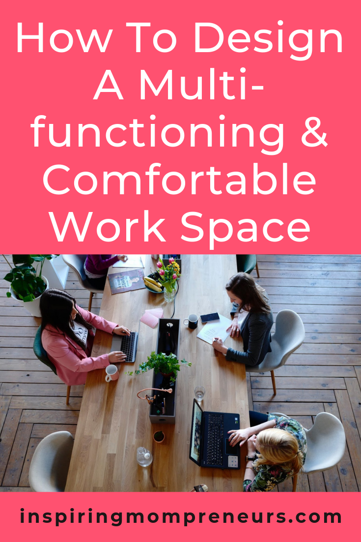 How much have time, thought and money have you invested in designing a comfortable workspace for your team?    Here are some great ideas for you. #howtodesignacomfortableworkspace #officedesign #howto