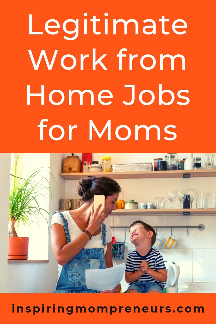 Looking for ways to make money at home but not sure which opportunities are legit? Here you go. #LegitimateWorkfromHomeJobs #WorkatHomeMom #SAHM #WAHM