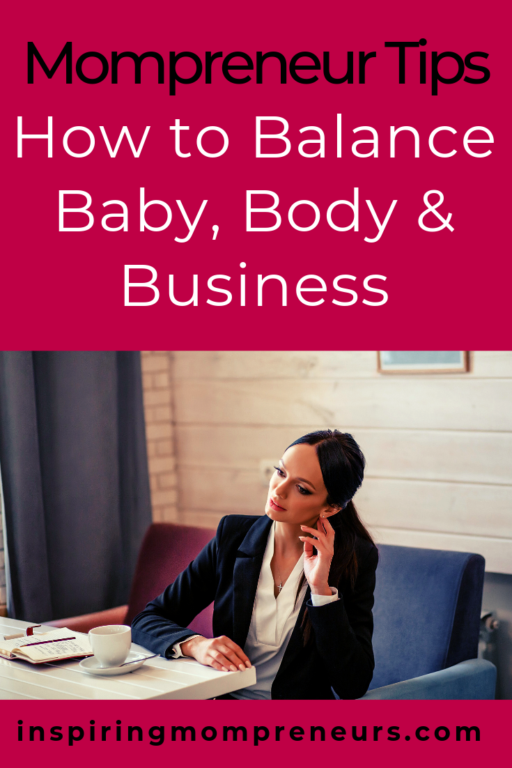 Battling to juggle it all? Here are some quick tips from Helen Bradford to help you bring some balance back. #mompreneurtips #guestpost