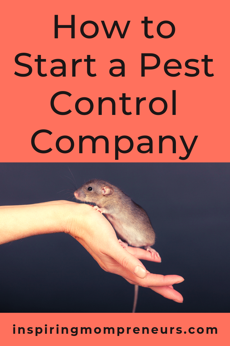 Ready to start your own pest control company? Follow these 6 steps. #howtostartapestcontrolcompany #pestcontrolsoftware #pocomos #sponsored