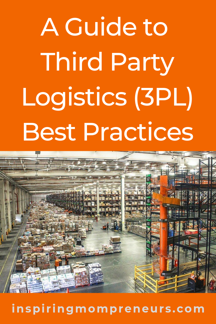Do you have an online store? Are you using Third-Party Logistics? Here's what to look out for in your 3PL service provider. #aguideto3pl #3plbestpractices #thirdpartylogistics #businesstips