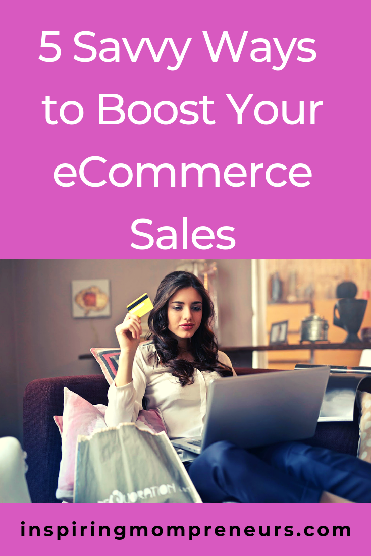 Selling online is different to selling face-to-face or over the phone. Here are 5 aspects worth focusing on. #howtoboostecommercesales #onlinemarketing #digitalmarketing