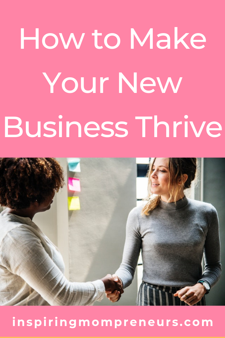 Survived the first couple of years in business? Now it's time to THRIVE.  #HowtoMakeYourBusinessThrive