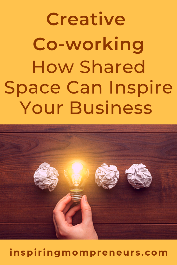 Sarah Williams gives many excellent reasons to share a creative coworking space in this brilliant guest post. #creativecoworking #coworkingspace #businesstips #entrepreneurship
