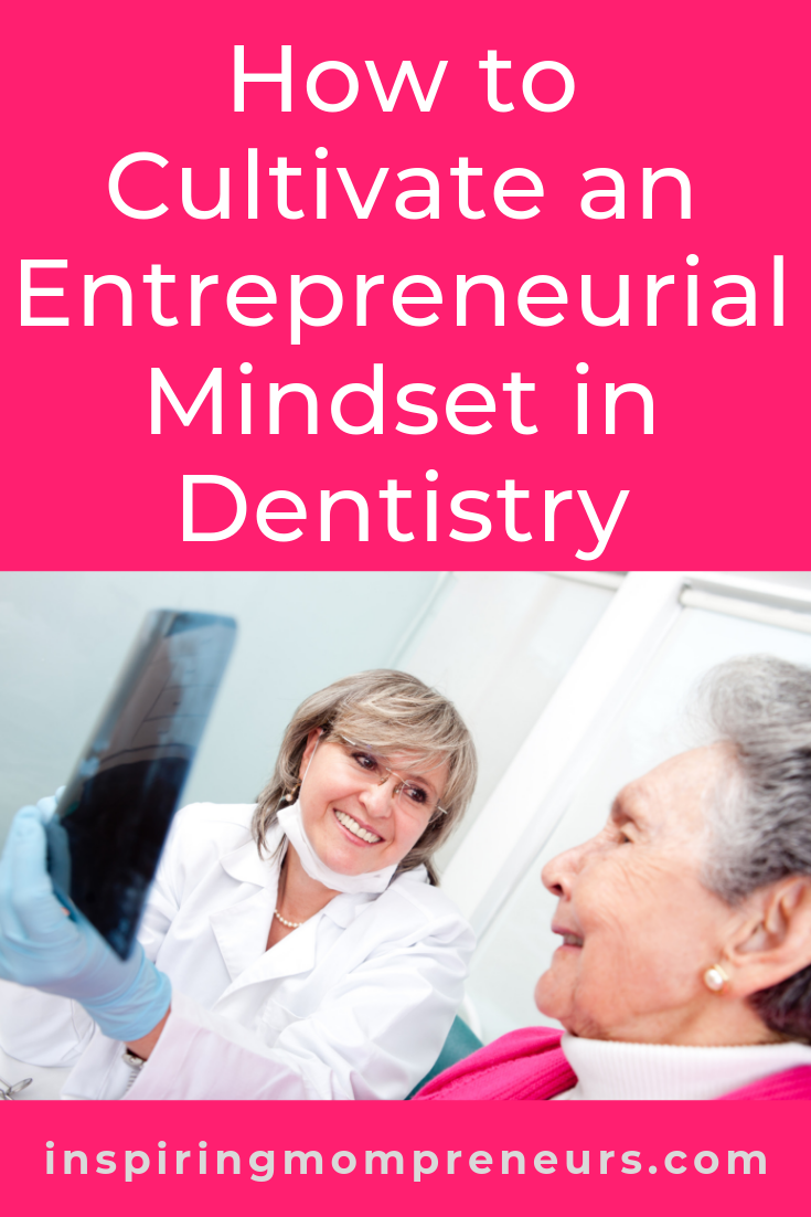 Have you chosen Dentistry as your profession? Here's how to develop an entrepreneurial mindset to ensure you thrive. #entrepreneurialmindsetindentistry #sponsored #milehighsmiles