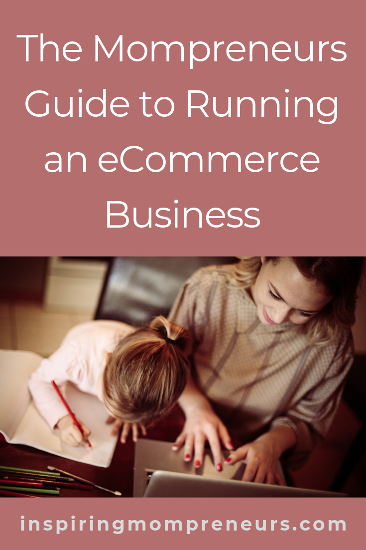 Top tips on how to run a successful eCommerce business. #entrepreneurship #ecommerce #mompreneursguidetorunninganecommercebusiness