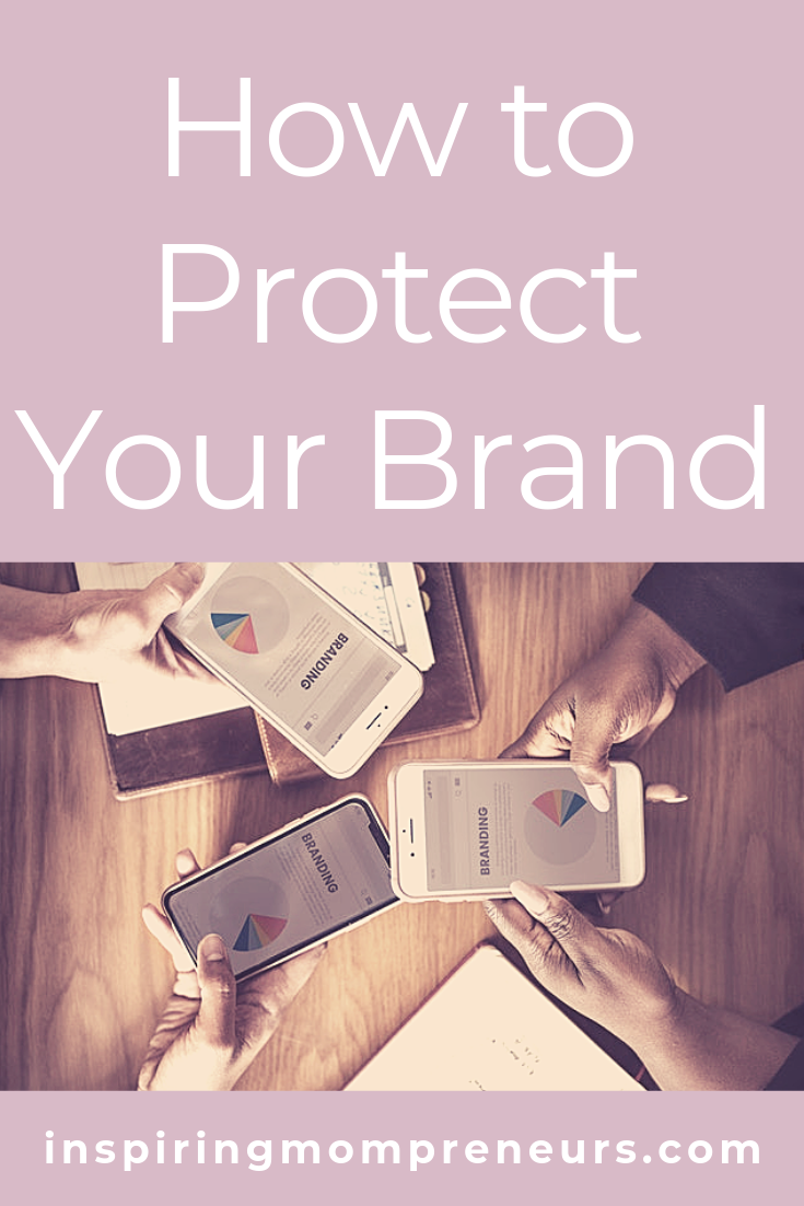 What are you doing to protect your brand? Here are a few important things to consider. Pronto. #howtoprotectyourbrand #branding