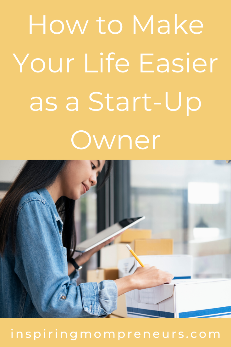 Starting a business is no walk in the park. Knowing how to make your life easier as a start-up owner will ensure you get off to the best start imaginable. #howto #makelifeeasier #startupowner #entrepreneurship #businesstips