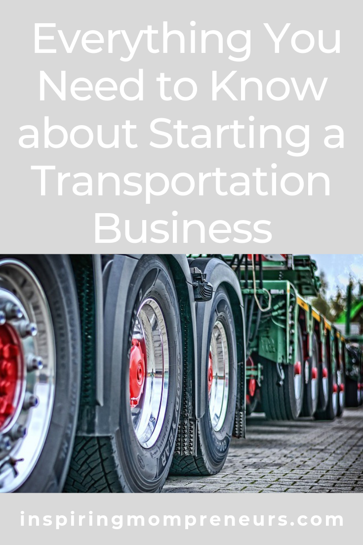 Are you considering starting a transportation business? Here's all you need to know #aboutstartingatransportationbusiness #entrepreneurship