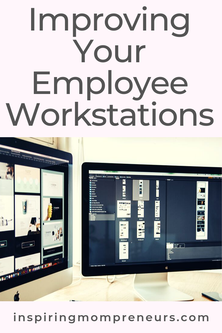 Have you given any attention to improving employee workstations? Here's what you can do and why it's important. #improvingemployeeworkstations #workstationdesign #productivity #staffsatisfaction
