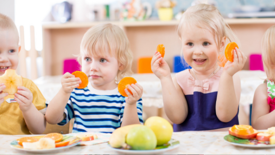 Getting Your Kids to Eat More Fruit and Veg