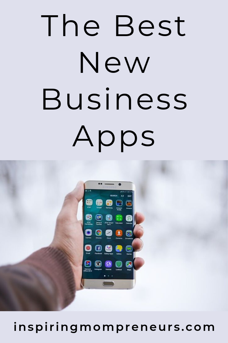 Have you got all the latest apps on your smartphone? Try out these apps and let us know what you think.  #newbusinessapps #smartphoneapps