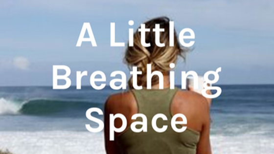 A Little Breathing Space Podcast