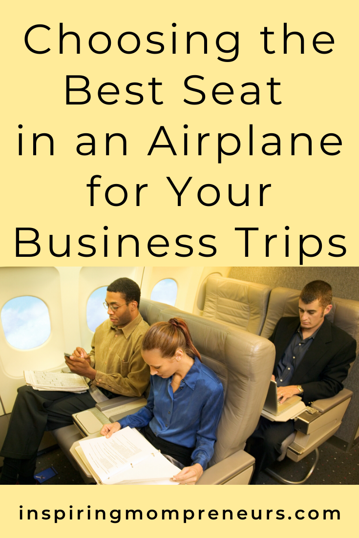 Is business travel on your agenda this year? Which seat on the airplane will suit your needs the best? Find out in this helpful guest post. #choosingthebestseatinanairplane #businesstravel