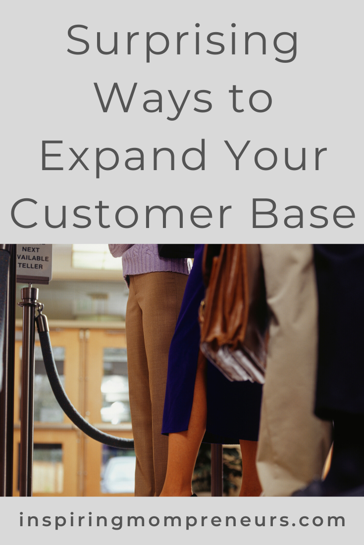Are you looking to generate more leads and customers into your business? Here are some clever ways to expand your customer base. #surprisingwaystoexpandyourcustomerbase #leadgeneration #customerretention #PR #marketing
