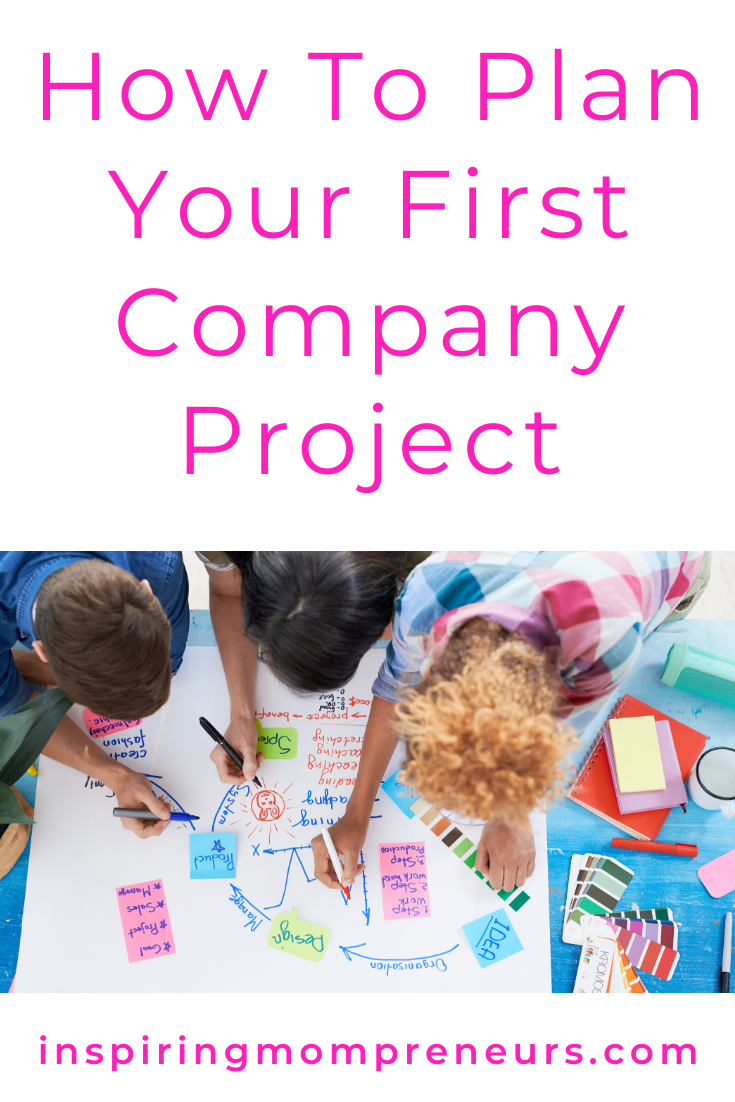 A Handy Guide on How to Plan Your First Company Project #HowtoPlanYourFirstCompanyProject #ProjectPlanning #Entrepreneurship