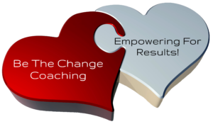 Be the Change Coaching Logo (Collette Merritt)