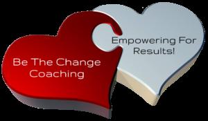 Be the Change Coaching Logo (Collette Merritt)