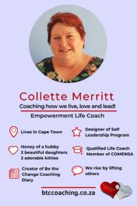 Meet Collette Merritt,