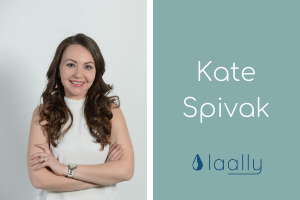 Meet Kate Spivak, Lactation Consultant and Inventor of the Laally Bridge Lactation Aid. #WhatsaLactationConsultant #WhatsanIBCLC #WhatstheBridgeLactationAid #Breastfeeding #MomInventor #FeaturedMompreneur #InspiringMompreneurs